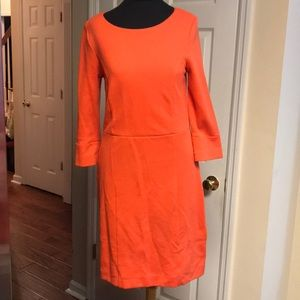 Orange Banana Republic dress size S